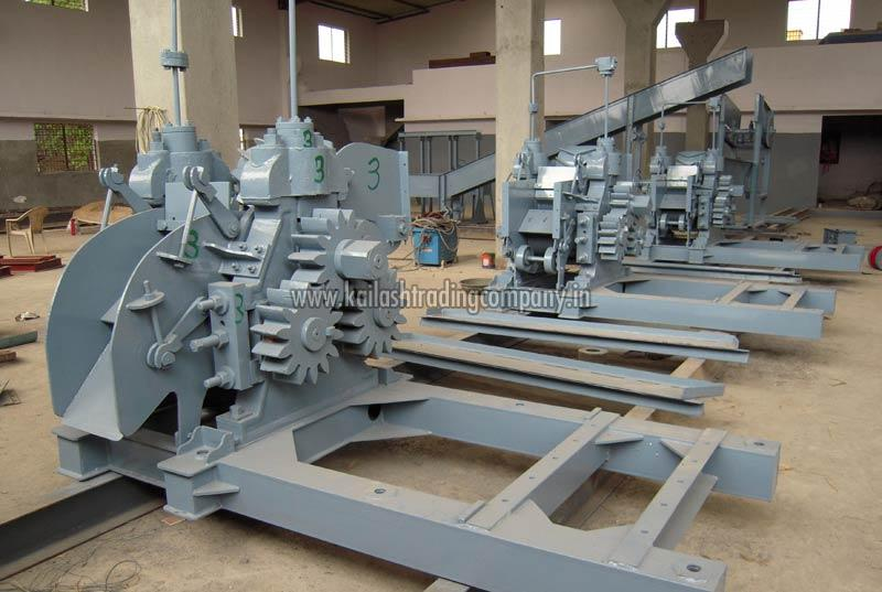 Hydraulic Jaw Crusher