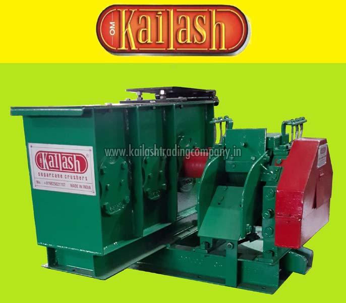 SUGARCANE JUICE CRUSHER