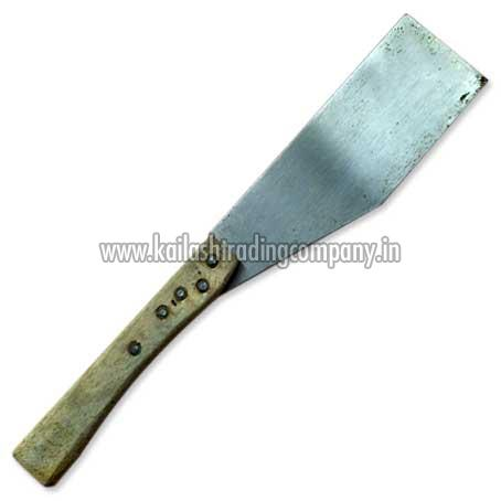 Wooden Handle Sugar Cane Cutting Knife