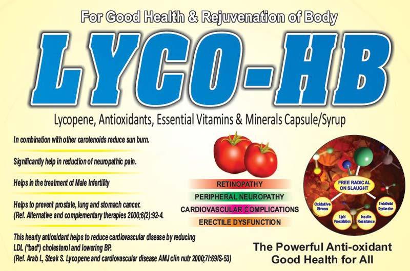Lyco-HB Medicine