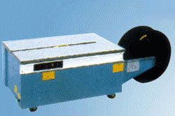 Floor Semi Automatic Box Strapping Machine