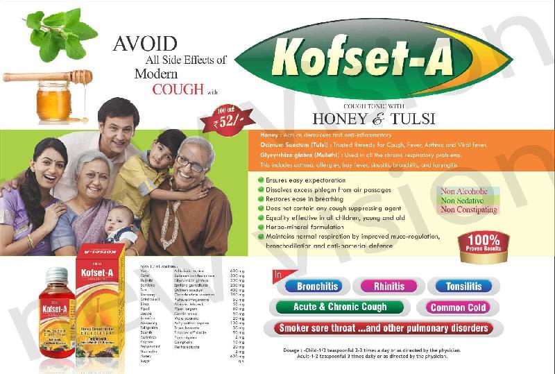 Kofset-A Cough Tonic