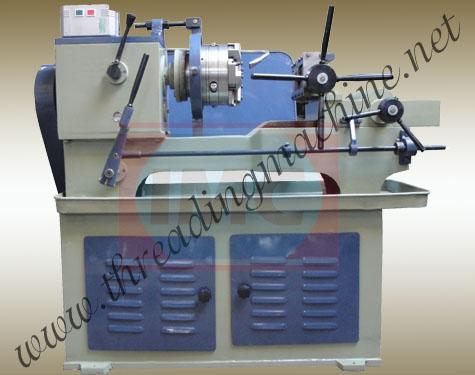 Pipe Bolt Threading Machine