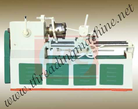 Scaffolding Pipe Thread Cutting Machine
