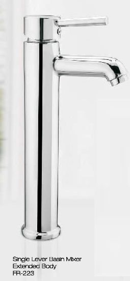 Flora Single Lever Basin Mixer Extended Body