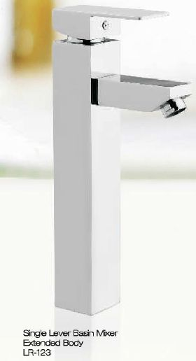 Lorex Single Lever Basin Mixer Extended Body
