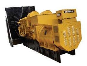 Diesel Generator Set (1500KVA 2000KVA)