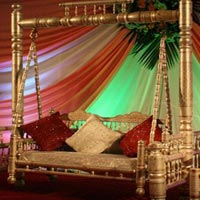 Wedding Stage Swings