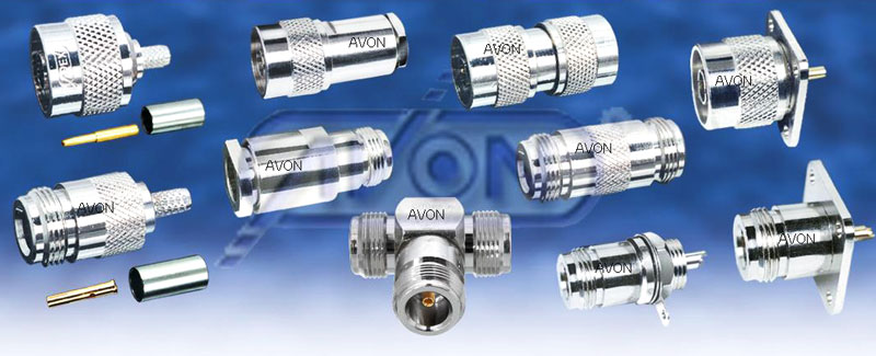 RF Microwave Coaxial N Connector