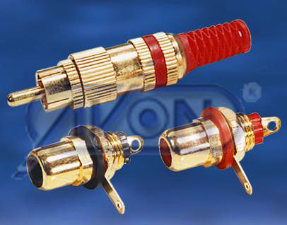 RF Microwave Coaxial RCA Connector