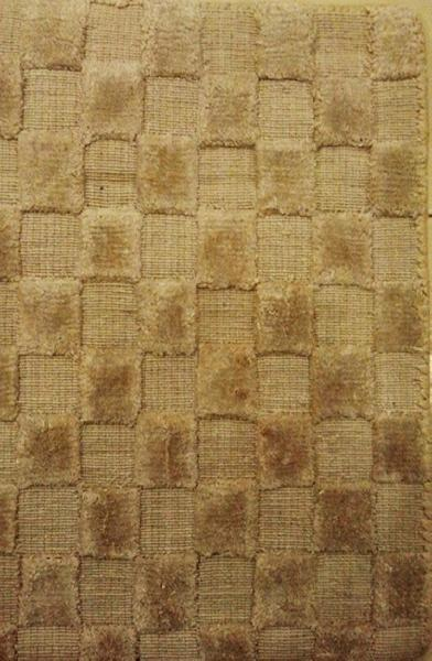 Handloom Rugs (MA-BL014 Gold)