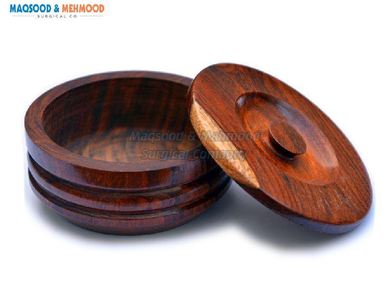 Wooden Shaving Bowls