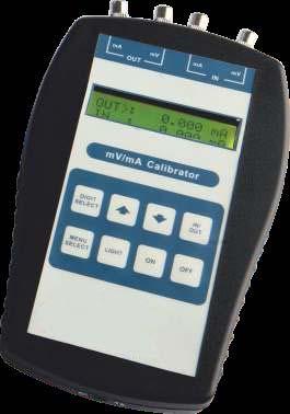 mV-mA Loop Calibrator