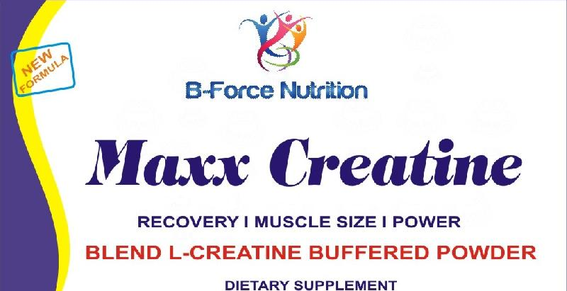 Maxx Creatine Powder