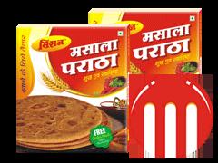 2 Combo Pack Masala Paratha
