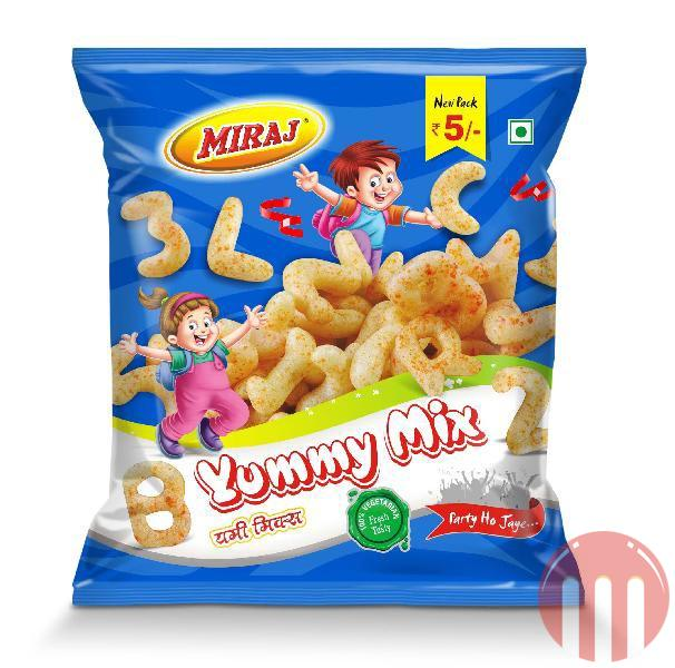 Fryums Yummy Mix