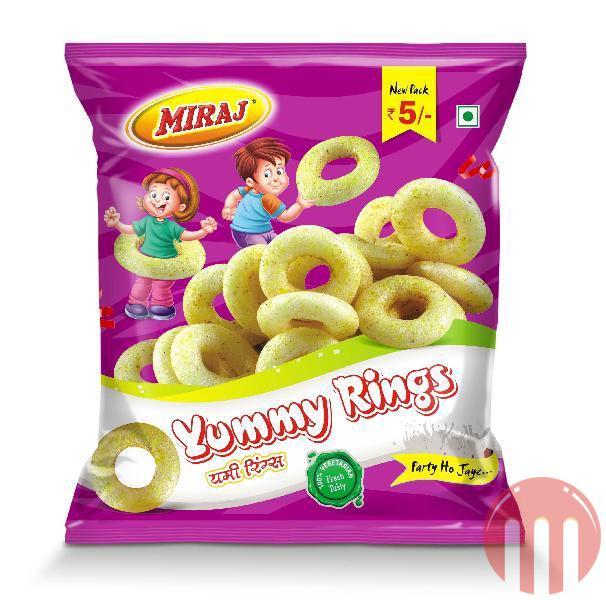 Fryums Yummy Rings