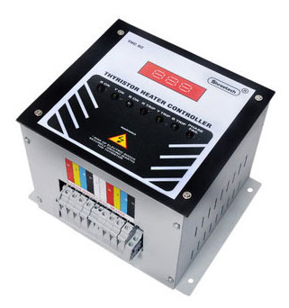 Electric Heater Thyristor Control Panel