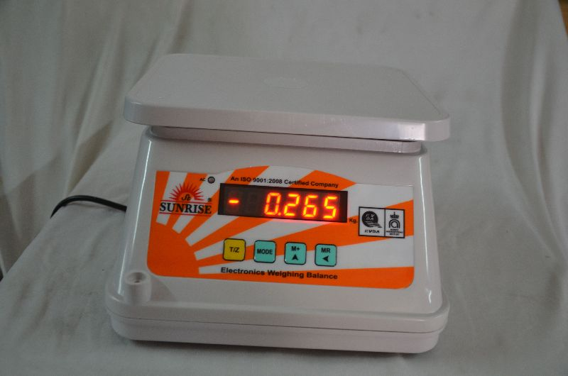 Dust Proof Table Top Scales