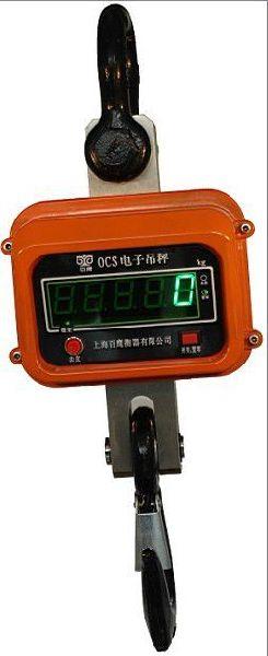 OCS-2T/3t/5t/10t Crane Scales