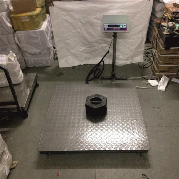 PF-4LC MS Series Platform Scales