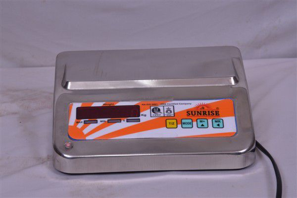 Stainless Steel Indicator 01