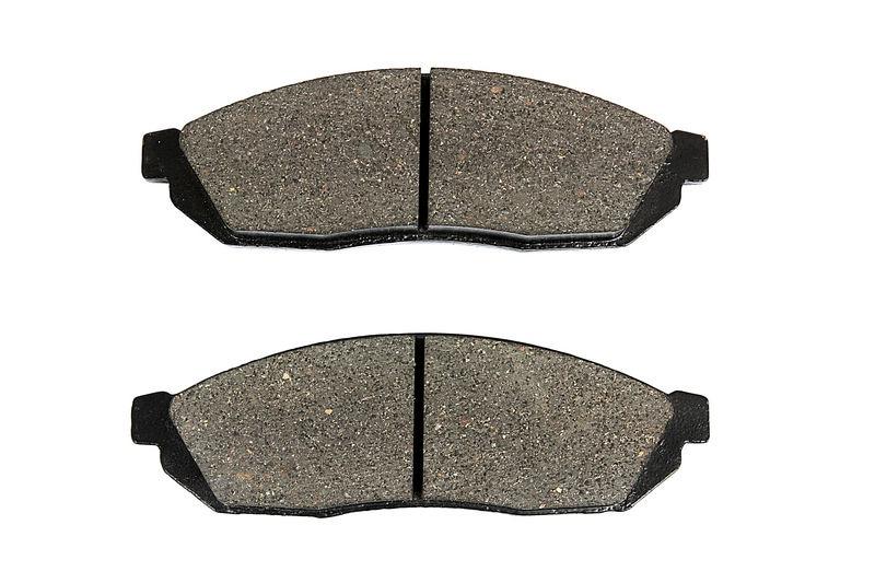 Brake Disc Pads 02