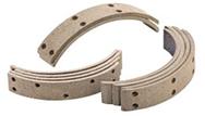 Brake Lining/Rolled Lining 01