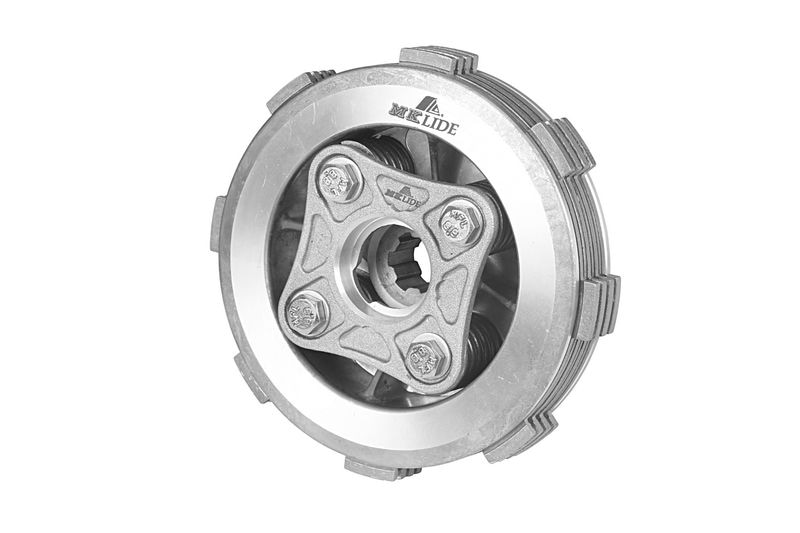 Centrifugal Clutch Assembly 01