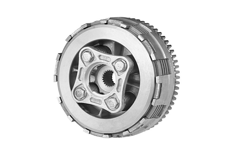 Centrifugal Clutch Assembly 02