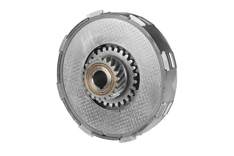 Centrifugal Clutch Assembly 04