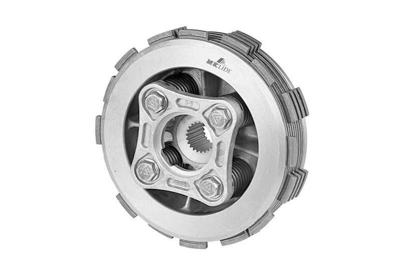 Centrifugal Clutch Assembly 05