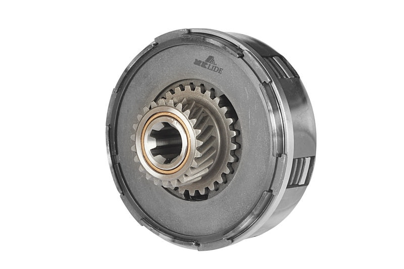 Centrifugal Clutch Assembly 06