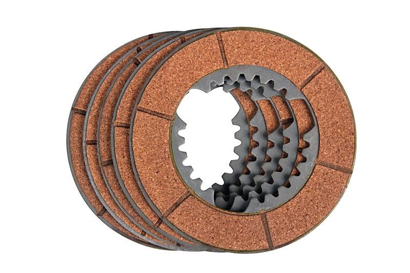 Clutch Plates 02