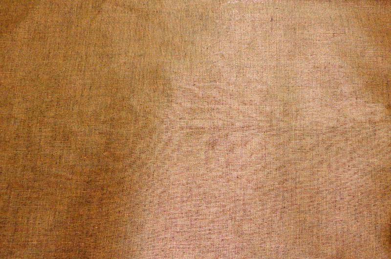Metallic Linen Fabric