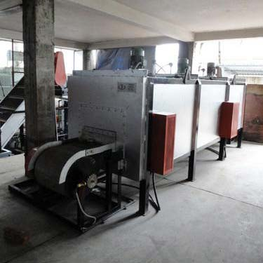 Continuous Mesh Belt Tempering Furnace