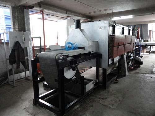 Conveyor Hardening Furnace