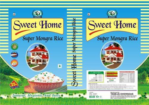 Super Mongra Basmati Rice