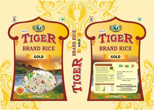 Tiger Brand Rice Gold Non Basmati Rice