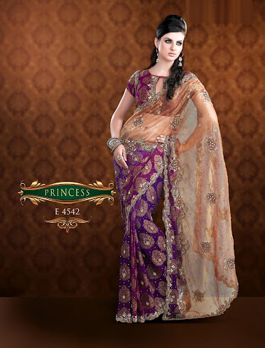 Tissue & Viscose Saree