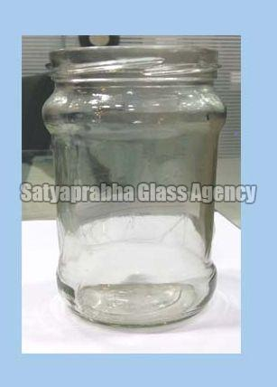 300 gm Glass Fudkor Jars