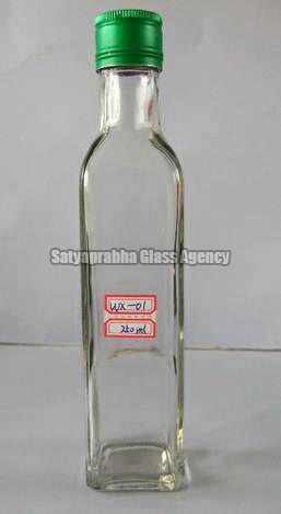 Glass Vodka Bottles