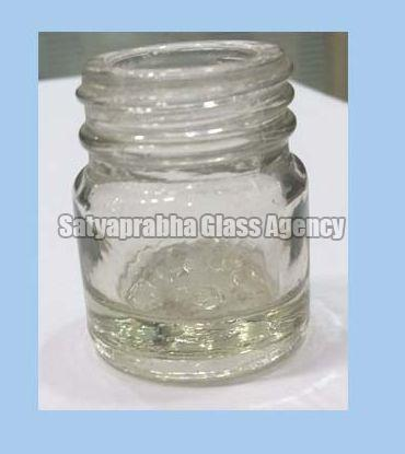 Glass Balm Bottles