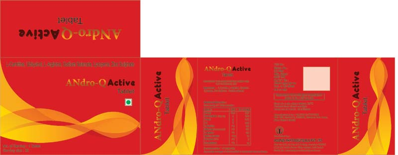 Andro Qactive Tablets