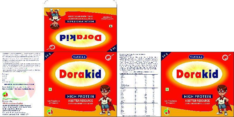 Dorakid Protein Powder