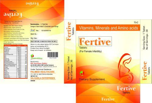 Fertive Tablets