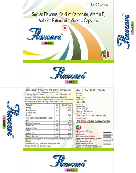Flavcare Capsules