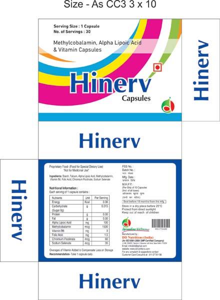 Hinerv Capsules