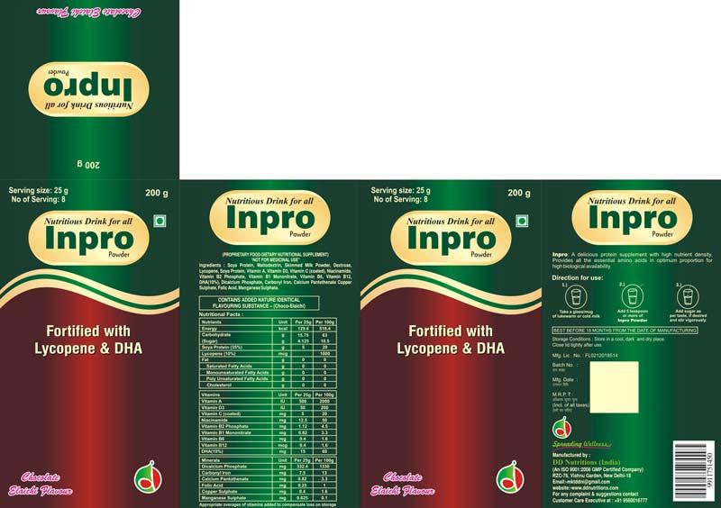 Inpro Protein Powder