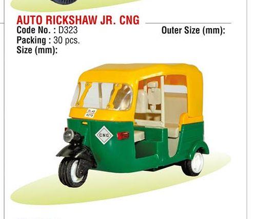 Auto Rickshaw jr. Cng